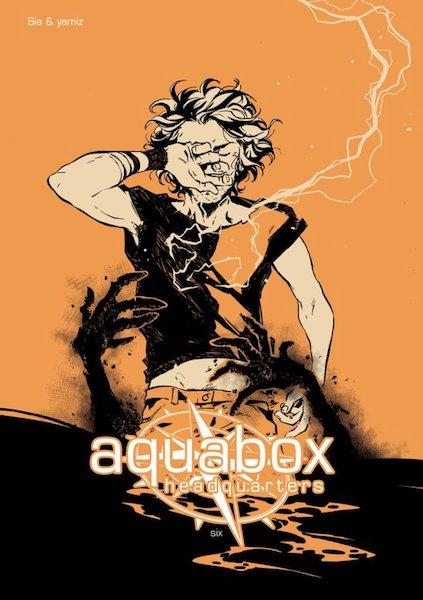 Sia & Yamiz: Aquabox headquarterssix