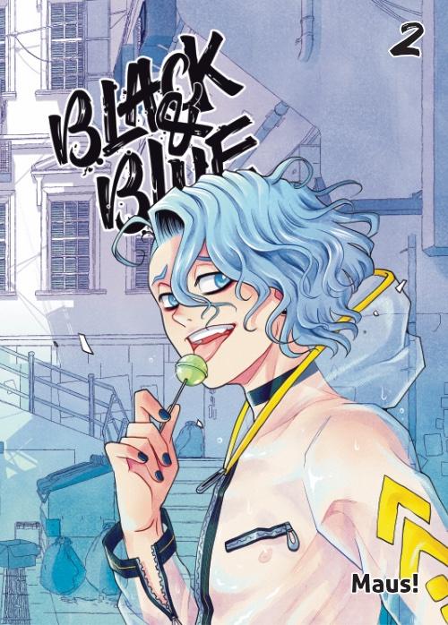 Melanie Schober: Black & Blue2