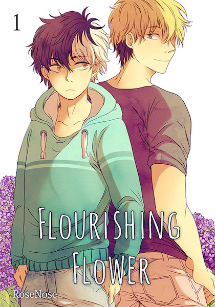 RoseNose: Flourishing Flower1