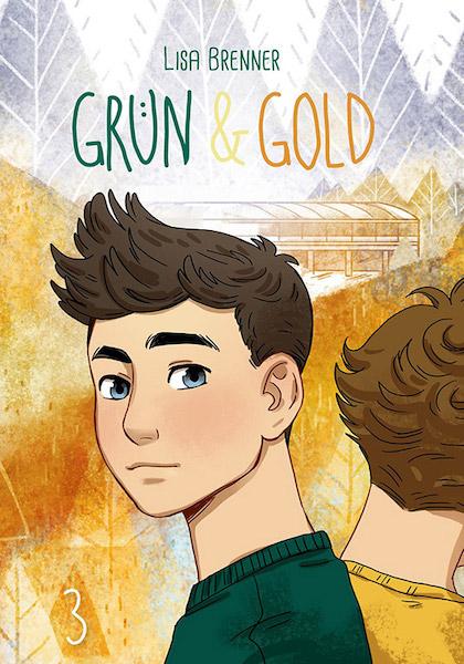 Lisa Brenner: Grün & Gold3