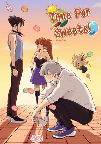 MangoCake: Time for Sweets