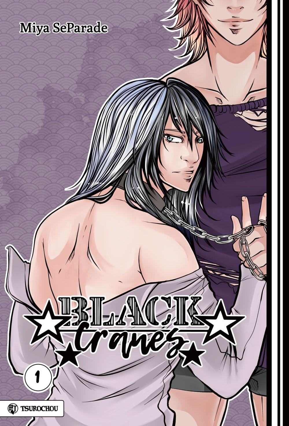 Miya SeParade: Black Cranes1
