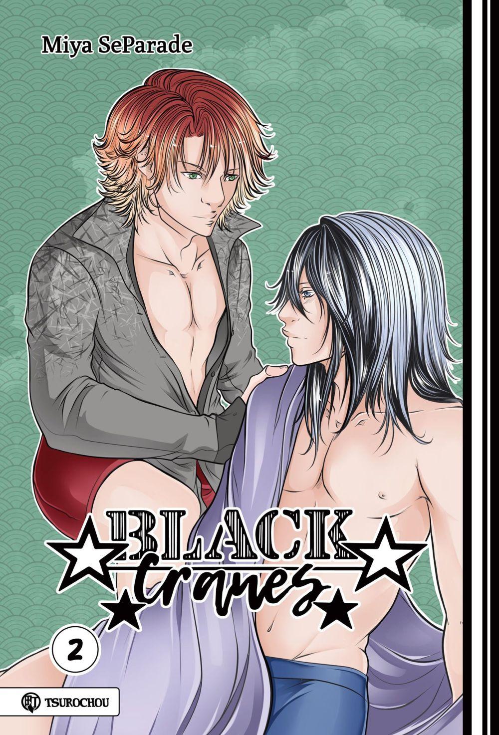 Miya SeParade: Black Cranes2