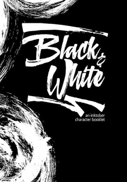 Kamineo: Black & WhiteArtbook