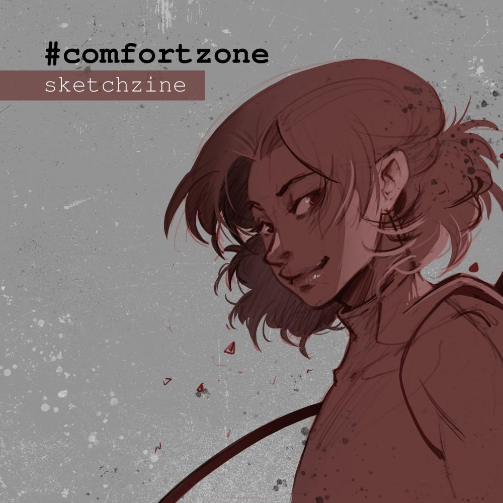 Carolin Reich: Comfort ZoneSketchzine