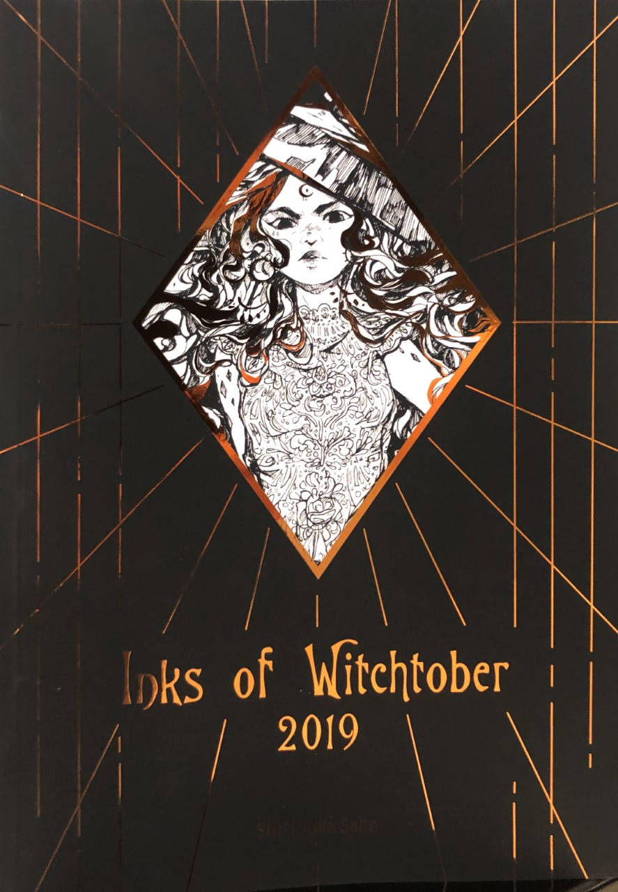 Suri: Inks of Witchtober 2019