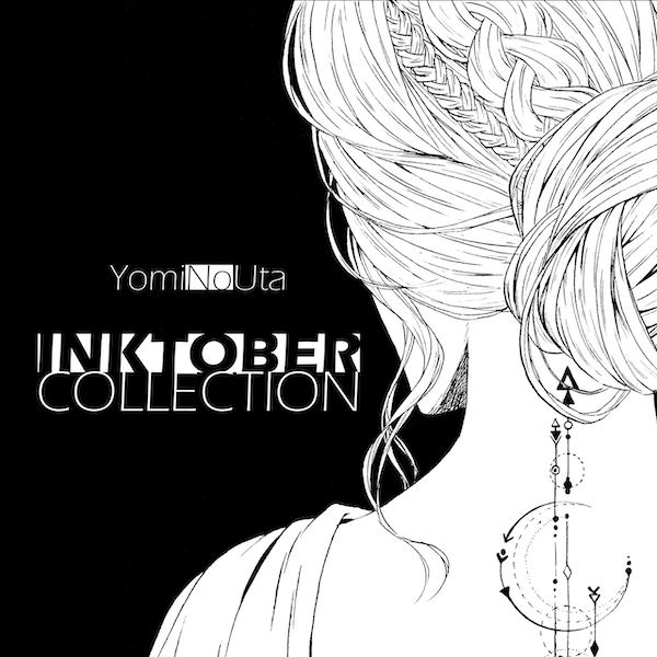 Yomi no Uta: InktoberCollection