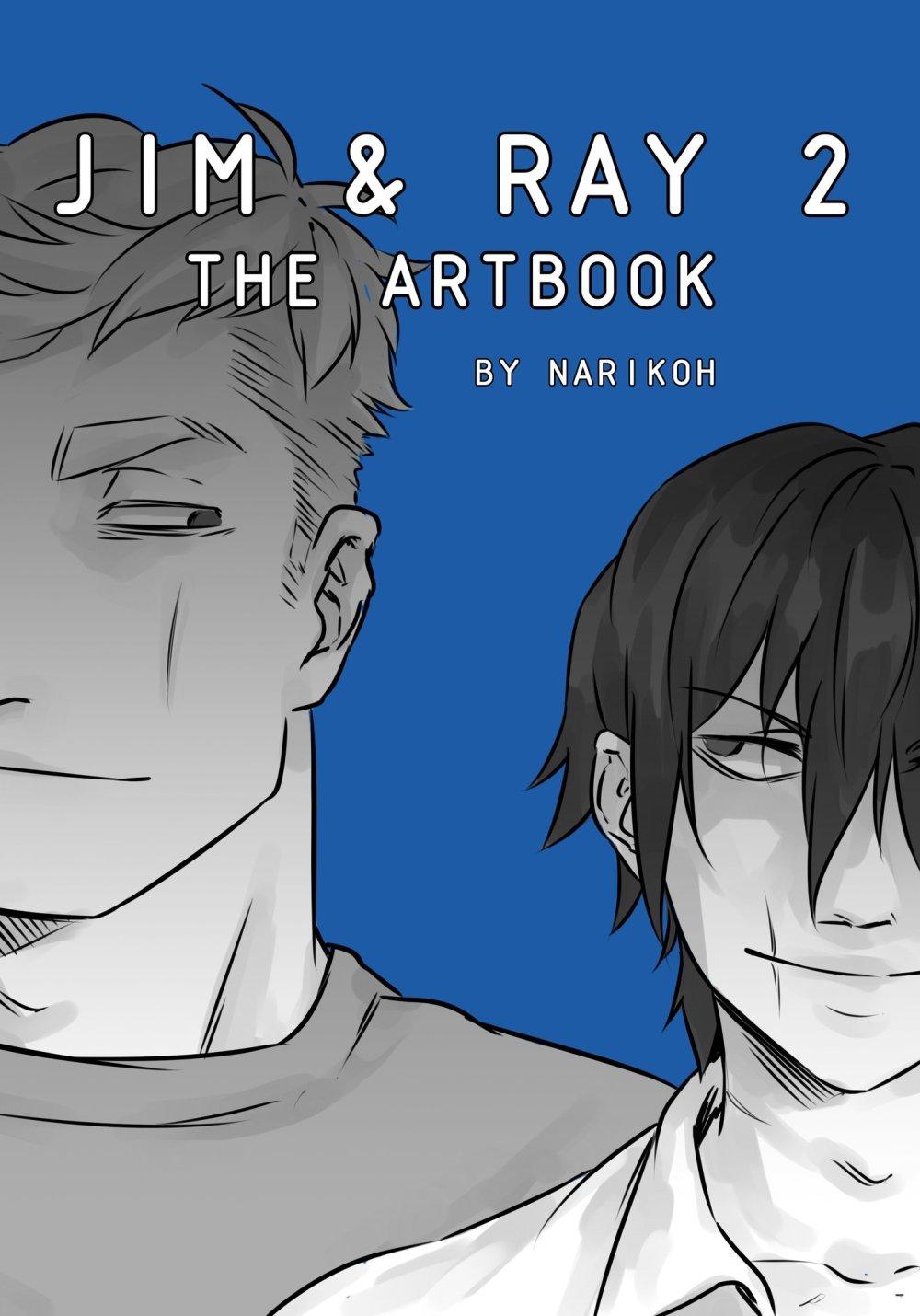 Narikoh: Jim & Ray – The Artbook2