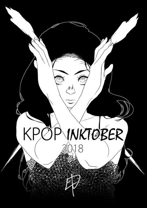 ED: KPOP Inktober2018