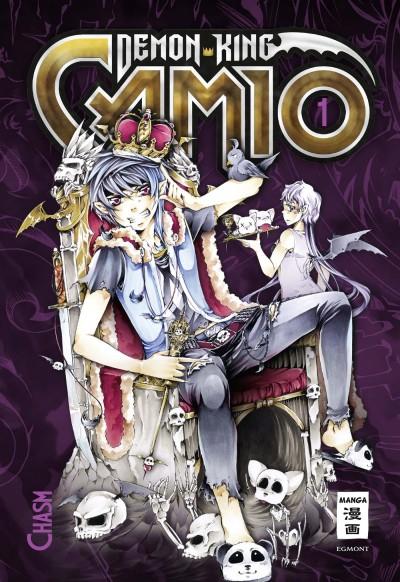 CHASM: Demon King Camio1