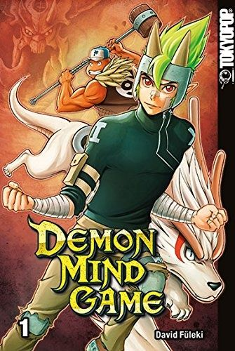 David Füleki: Demon Mind Game 1