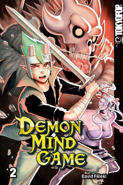David Füleki: Demon Mind Game 2