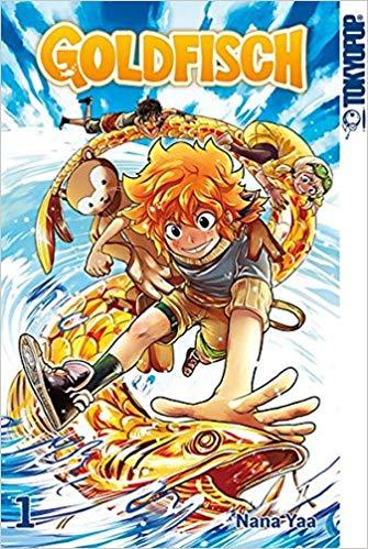 Nana Yaa: Goldfisch1