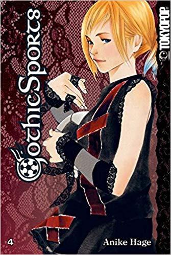 Anike Hage: Gothic Sports4