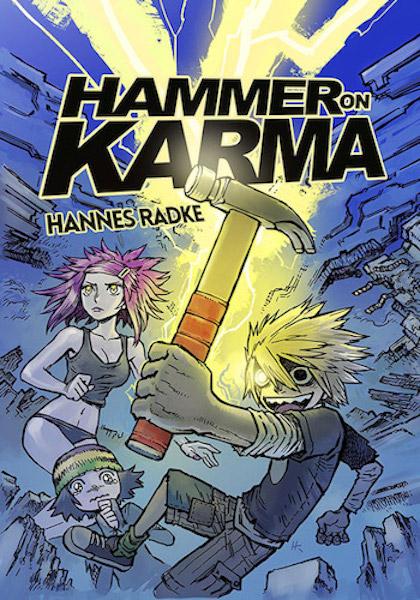 Hannes Radke: Hammer on Karma1