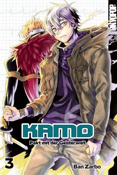 Ban Zarbo: Kamo – Pakt mit der Geisterwelt3