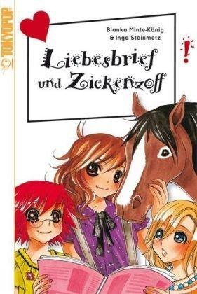 Bianka Minte-König & Inga Steinmetz: Freche Mädchen – Freche Manga!: Liebesbrief & Zickenzoff3
