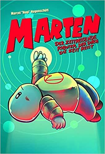 """Marcel """"Hugi"""" Hugenschütt: Marten1"""