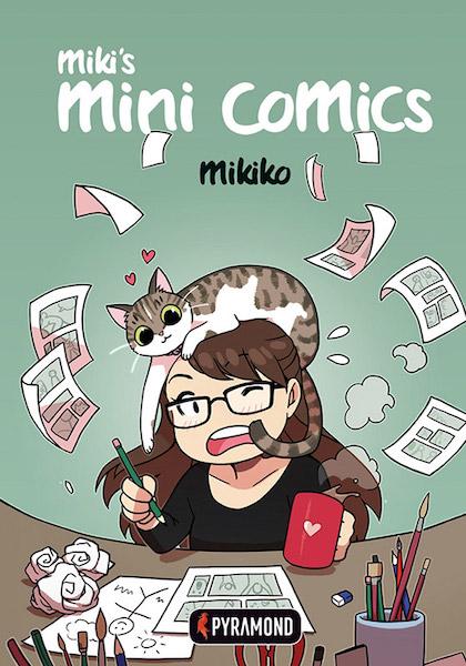 Mikiko Ponczeck: miki's minicomics