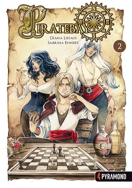 Diana Liesaus & Sabrina Ehnert: Piratebay2