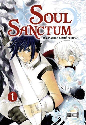 Tamasaburo & René Paulesich: Soul Sanctum1
