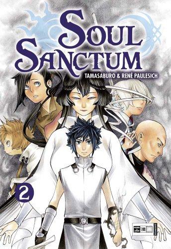 Tamasaburo & René Paulesich: Soul Sanctum2