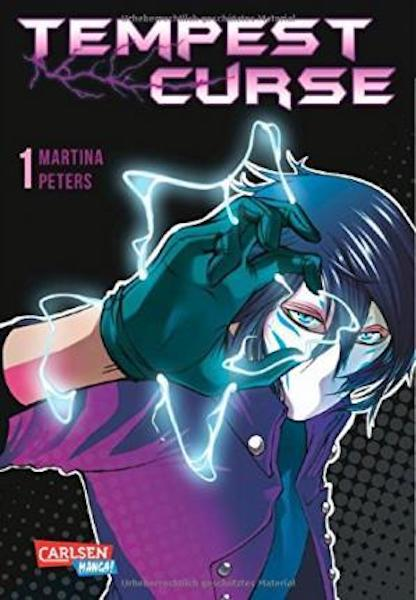 Martina Peters: Tempest Curse 1