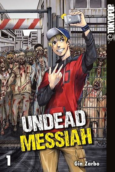 Gin Zarbo: Undead Messiah 1