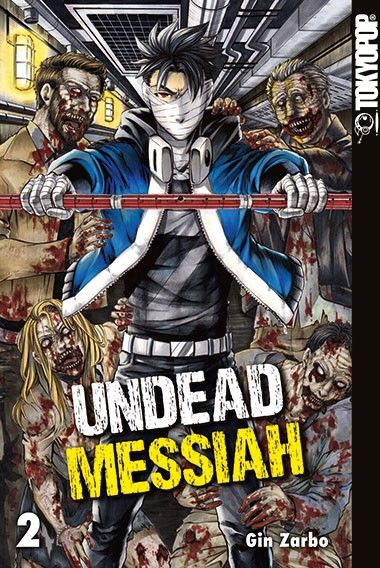 Gin Zarbo: Undead Messiah 2