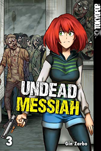 Gin Zarbo: Undead Messiah 3