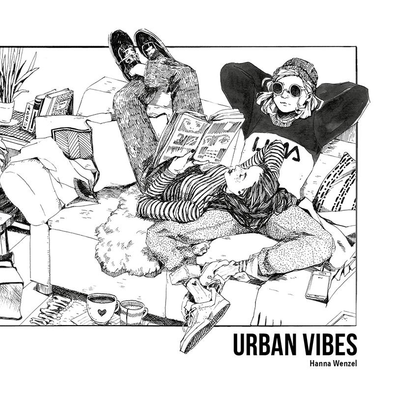 Hanna Wenzel: UrbanVibes