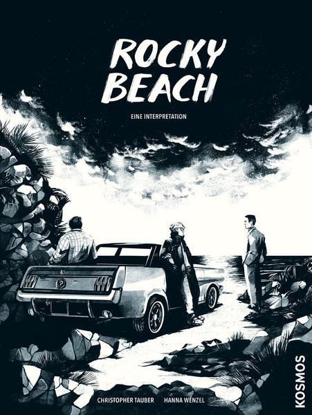 Hanna Wenzel & Christopher Tauber: RockyBeach